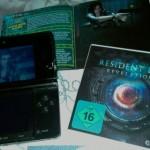 3DS, Box und Booklet