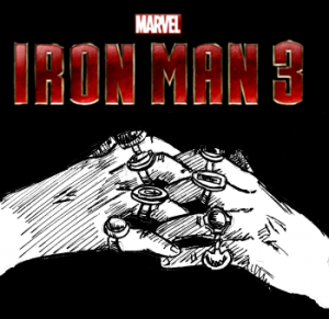 iron man 3 - Review