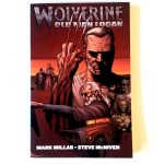 Wolverine-Old man Logan