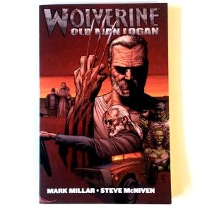 Wolverine-Old man Logan
