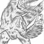 Badass feathered Raptor