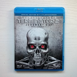 Terminator 2 Cover