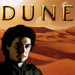 Dune 1984 Cover