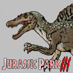 Jurassic Park III Title