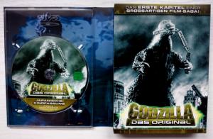 Godzilla 1954 DVD