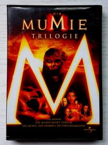 mumie-trilogie